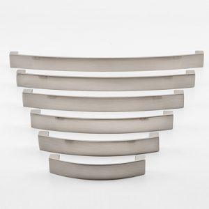 catálogo de tiradores en aluminio