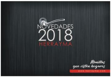 Novedades 2018 Herrayma