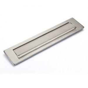 Bocacartas de acero inoxidable para puertas