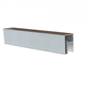 Perfiles de aluminio para puertas