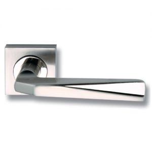 Manillas para puertas de aluminio