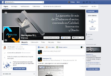 Herrayma en Facebook